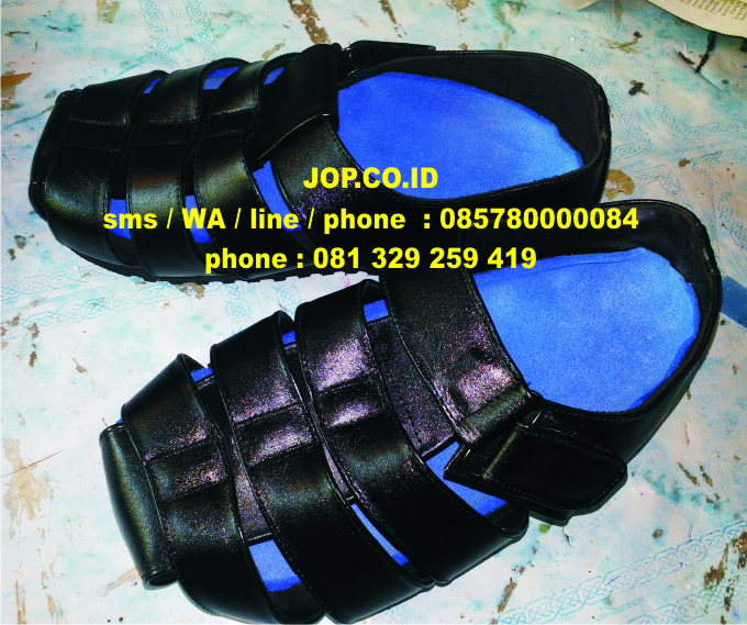 sepatu sandal diabetes